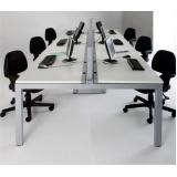quanto custa mesa de trabalho retrátil Jandira