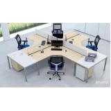 quanto custa mesa para escritório em L Santana de Parnaíba