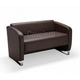 quanto custa sofás de couro para escritório Carapicuíba