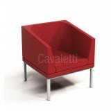 sofá e poltronas para escritório Barueri