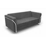 sofá para escritório Jandira