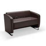 sofá para recepção de escritório Jundiaí